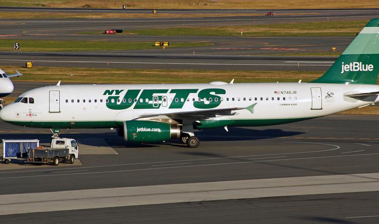 Full jetblue jets