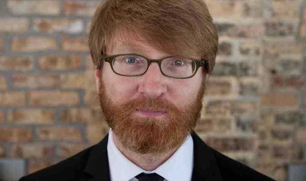 Hero chuck klosterman in minneapolis  minn. on sept. 20  2009