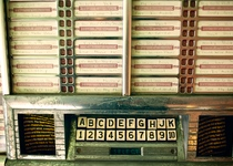 Thumb 27242938 detail of a vintage jukebox