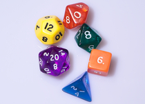 Thumb 37885249 dice  typical role playing game dice