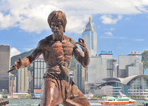 Thumb 39032757 hong kong bruce lee statue