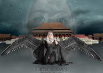 Thumb 54861433 zhou lijuan   nalini singh guild hunter novels by jelenaprice d77qfem