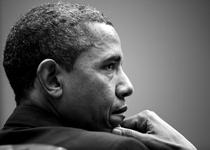 Thumb barack obama at white house gun violence meeting