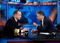 Thumb jon stewart and michael mullen on the daily show