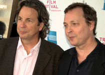 Thumb peter farrelly and bobby farrelly at the 2009 tribeca film festival