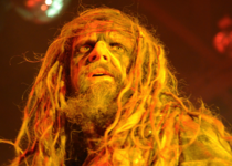 Thumb rob zombie performing in 2011