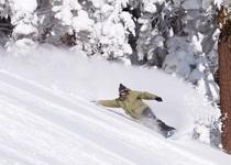 Thumb snowboarding
