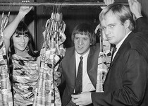 Thumb sonny and cher david mccallum man from uncle 1967