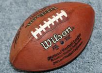 Thumb wilson american football